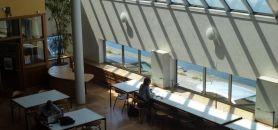 Ulco - Université du Littoral Côte d'Opale : bibliothèque universitaire de Dunkerque // ©Céline Manceau