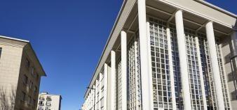 L'EM Normandie fait partie des premiers établissements à avoir déposé un dossier de demande de grade licence pour son programme BBA. //©Michel GAILLARD/REA