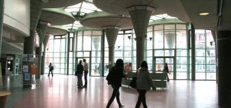Bâtiment Vauban-Guyancourt - université de Versailles-Saint-Quentin - ©S. Blitman