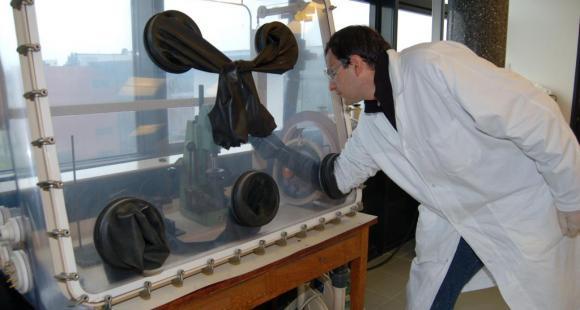 Un labo de l'université d'Evry - DR