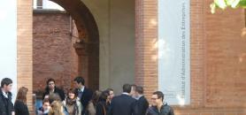 Avec sa nouvelle marque, déployée le 6 octobre 2017, Toulouse school of management entend gagner en visibilité à l'international.