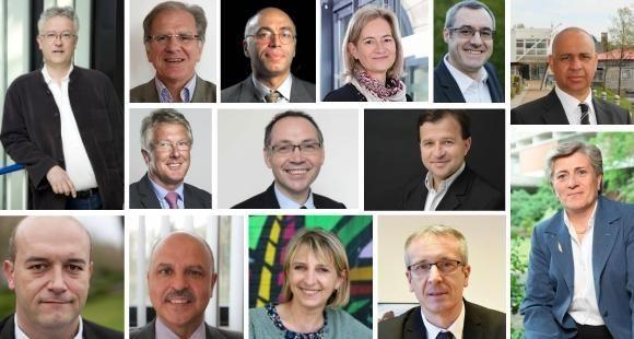 Nouveaux présidents universités 2016