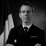 François Bouchet, directeur général de polytechnique //©Polytechnique