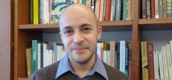 """Michel Anteby, sociologue et professeur à la Harvard Business School, auteur de """"Manufacturing Morals"""" © J.Gourdon - janvier 2014"""