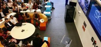 Skema Business School devient le quinzième membre de Hesam Université. //©SKEMA