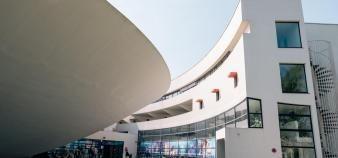 Le campus d'ESIEE Amiens rejoint l'Institut polytechnique d'UniLaSalle au 1er janvier 2021 //©Teddy Henin