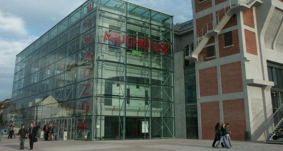 Le campus de la Fonderie de Mulhouse accueille les formations en droit, économie, management, histoire, information et communication.