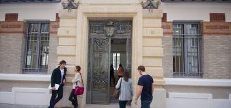 L'ESCE fait partie des écoles de la branche française de Laureate qui sont en vente. //©ESCE
