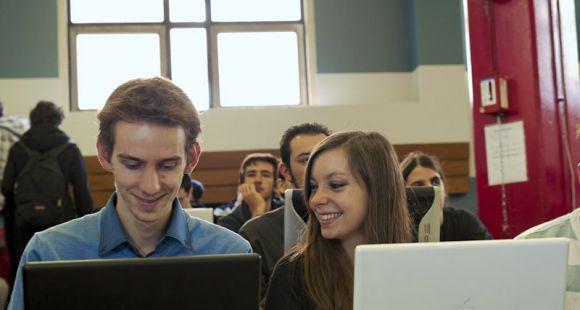Les élèves ingénieurs de l'Epita ©Epita