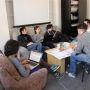 Au centre Michel Serres, les étudiants travaillent par projet. //©Céline Authemayou