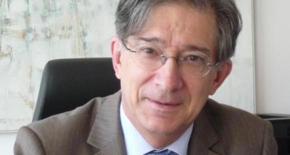 Olivier Audéoud, recteur de l'académie de Grenoble