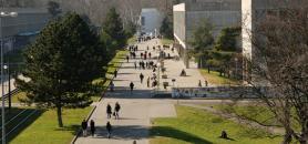 """Idex """"prometteuse"""" de la saison 1, l'Université de Lyon passe le cap de la présélection pour la saison 2. //©Université Claude Bernard - Lyon 1"""