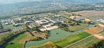 Le CNRS n'aurait pas été concerté sur la définition de la politique de recherche de Polytechnique, alors que la moitié des personnels travaillant au centre de recherche de l'École dépendent de l'organisme de recherche. //©Polytechnique