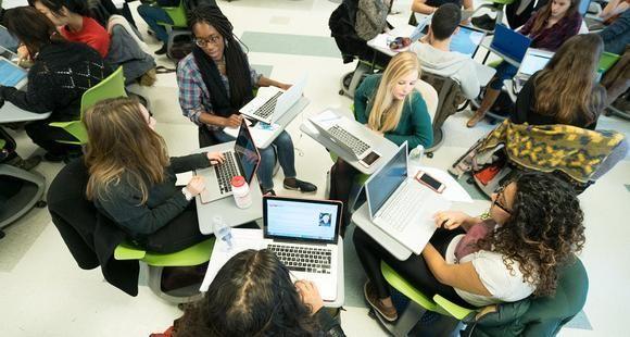 En cinq ans, le nombre d'étudiants accueillis sur le campus américain de Skema, à  Raleigh, est passé de 200 à 900, et l'objectif est d'atteindre 1.500 d'ici à 2022.