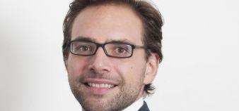 Benjamin Vedrenne-Cloquet, founder of EdTechXEurope. //©Photo fournie par le témoin