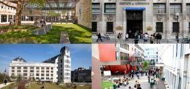 En annonçant leur projet de fusion, les quatre universités membres de Sorbonne-Paris-Cité espèrent revenir dans la course aux Idex. //©EducPros