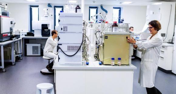 Laboratoire Aguettant de Lyon Gerland.