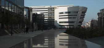 Skema fait partie de la douzaine d'écoles de commerce françaises à obtenir la triple accréditation. //©SKEMA