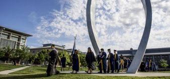 Si les universités d'élite américaines envoient depuis longtemps leurs élèves à l'étranger, la culture du départ est loin d'être acquise dans la majorité des établissements. //©The Merced Sun Star via ZUMA/ZUMA/REA