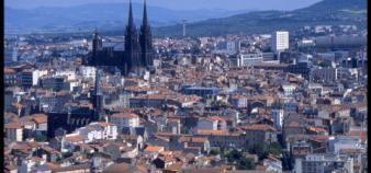 Clermont-Ferrand fait partie du réseau des 177 villes apprenantes. //©Richard DAMORET/REA