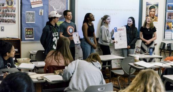 USAGE UNIQUE - Lycée Etats-Unis