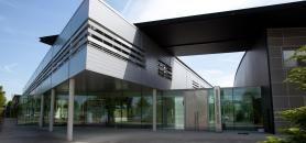 Le nouveau campus de l'ESTP est situé dans la technopole de l'Aube, à dix minutes du centre de Troyes. //©Didier Guy