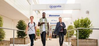 Le nouveau nom du groupe Sup de Co La Rochelle doit le rendre plus lisible auprès des étudiants étrangers. //©Excelia