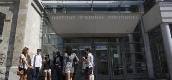 Les modalités de recrutement des instituts d'études politiques ont fait l'objet de nombreuses discussions au sein des établissements. //©Alexis  Chezière/ SCIENCES PO LYON
