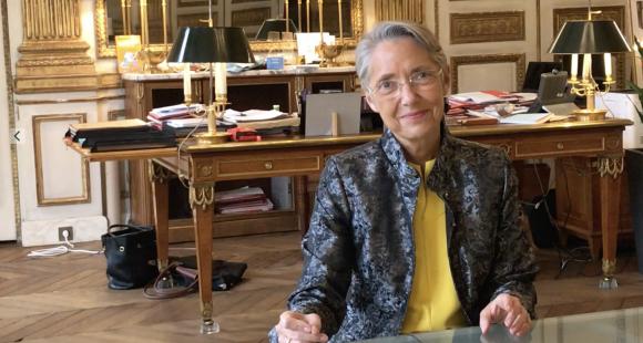 """Pour Elisabeth Borne, les aides à l'embauche ont """"très bien marché"""" et jouent """"un rôle important""""."""