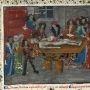 La plus ancienne représentation d'une dissection - Manuscrit de Montpellier 1