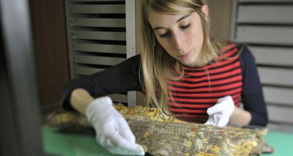 Recherche à l'université de Strasbourg - Etudes des civilisations de l'Antiquité de la Préhistoire à Byzance © Patrick Bogner