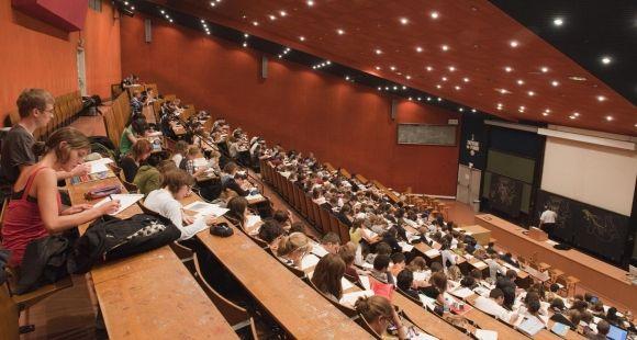 Université de Strasbourg - Amphithéâtre