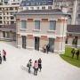 L'ESCE (École supérieure du commerce extérieur). //©ESCE
