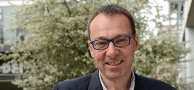 Olivier David, professeur de géographie, a été élu président de l'université Rennes 2 en avril 2015. //©Université Rennes 2