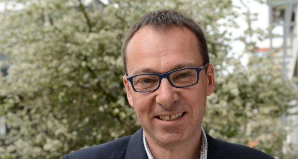 Olivier David, professeur de géographie, a été élu président de l'université Rennes 2 en avril 2015.