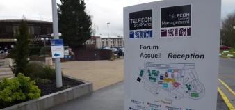 À Évry, Télécom SudParis partage son campus avec Télécom École de management.
