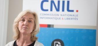 Isabelle Falque-Pierrotin préside la CNIL depuis 2011. //©Hamilton / R.E.A