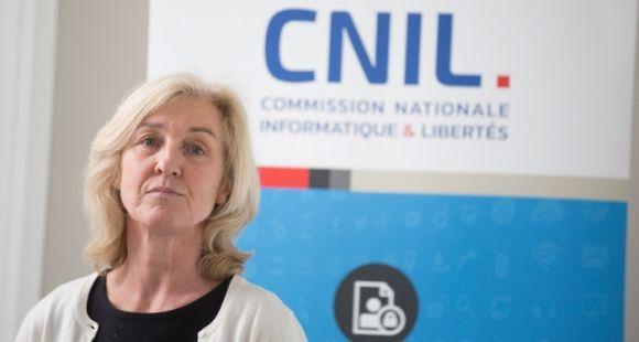 PAYANT - Isabelle Falque Pierrotin, présidente de la CNIL
