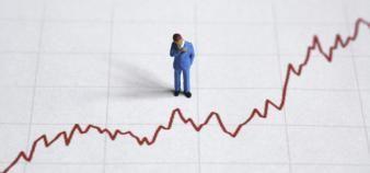 Pour les investisseurs, le marché de l'enseignement supérieur offre des perspectives de développement, par la croissance des effectifs ou le rachat d'établissements. //©plainpicture/Jean Marmeisse