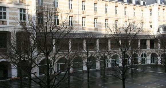 Lycée Louis-le-Grand (Paris) - ©lycée Louis-le-Grand