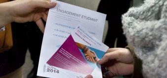 L'université Paris 3 favorise l'engagement étudiant. © Sorbonne Nouvelle Photothèque / E.Prieto Gabriel //©Sorbonne Nouvelle Photothèque / E.Prieto Gabriel