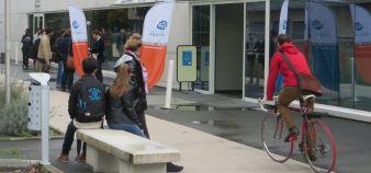 Pour sa deuxième expérimentation, l'université d'Angers souhaite diversifier le profil des étudiants admis. //©Virginie Bertereau