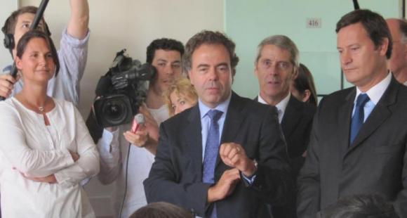 Luc Chatel - Rentrée 2011