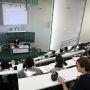 Étudiants de l'université de Bourgogne en amphi //©Service comm' uB