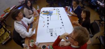 Au printemps 2014, le Edlab de l'université de Columbia a organisé un séminaire pour imaginer leur futur