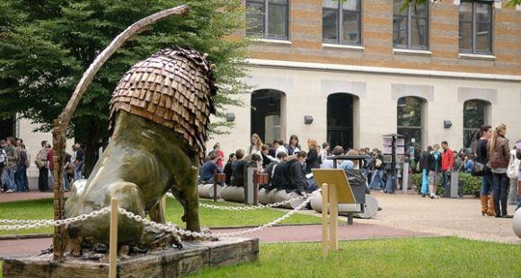 16e, Dijon perd deux places au classement des villes étudiantes — CAMPUS