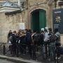 Les STS du lycée Verlomme à Paris accueillent des lycéens professionnels pour une semaine d'immersion. //©Isabelle Dautresme