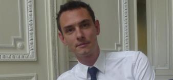 Sébastien Thierry, directeur adjoint de l'agence 2E2F (Europe Education Formation France)