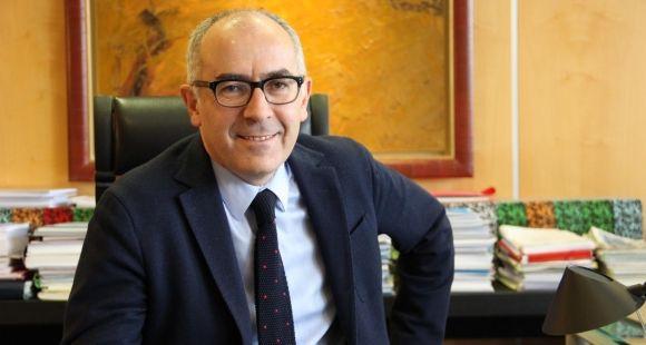 Manuel Tunon de Lara, président de l'université de Bordeaux, janvier 2015