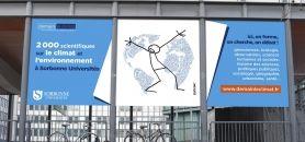 Sorbonne Universités a lancé en mai 2015, en prévision de la COP21, un site Internet pour présenter ses recherches sur le climat. //©UPMC